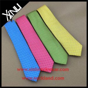 Dry-Clean Only Mens Fashion Custom Print Silk Necktie pictures & photos