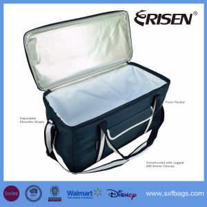 72 Can Folding Travel Rolling Picnic Cooler Bag pictures & photos