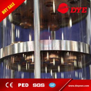 150L Ethanol Glass Flute Fractional Distillation Column pictures & photos