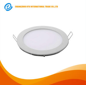 Round Type Ressed 24W LED Panel Light with Ce Certificate pictures & photos