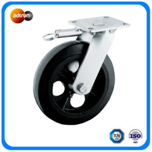 Heavy Duty Position Brake Casters pictures & photos