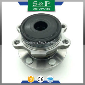 Wheel Hub for Nissan Navara 3duf050f-3 pictures & photos