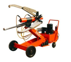 Double Acting Vehicle Hydraulic Puller Auto Lifting Industrial Use pictures & photos