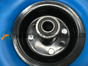 10*4.10/3.50-4 PU Foam Wheel for Trolley pictures & photos