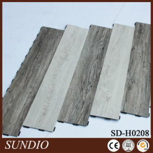 Luxury South American Oak Wood PVC Vinyl Flooring pictures & photos