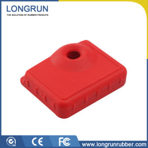 Customized White Silicone Rubber Parts for Industrial Component pictures & photos