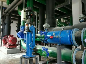 Chiller Auto Condenser Tube Cleaning System pictures & photos