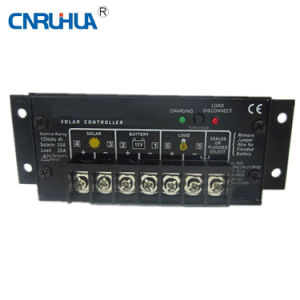 Hot Selling New Design 10A 12V Solar System Controller pictures & photos
