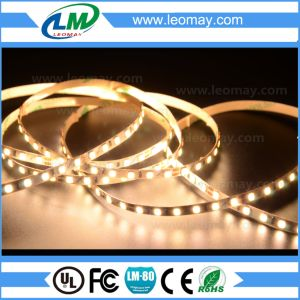 OEM 5mm SMD2835 DC24V 600LEDs Per Reel LED Strips Light pictures & photos