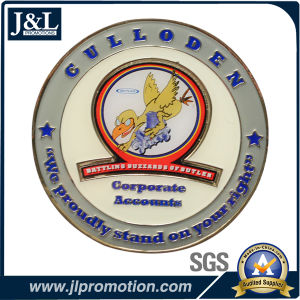 Stamping Bronze Soft Enamel Coin 033 pictures & photos