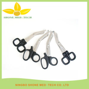 Surgical Medical Stainless Steel Bandage Scissors pictures & photos