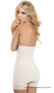 Women Elastic Full Body Shaper Slimming Corset Latex Bodysuit Shapewear pictures & photos