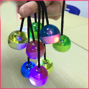 LED Yo Yo Ball Finger Spinner pictures & photos