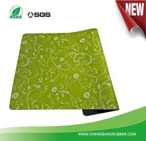 Anti-Slip Flexible Natural Rubber Floor Mat Pet Mat Carpet Rug pictures & photos