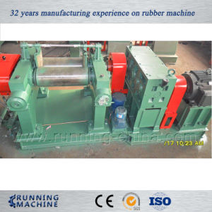 Hot USA Rubber Two Roll Mill, Open Mill, Mixing Mill pictures & photos