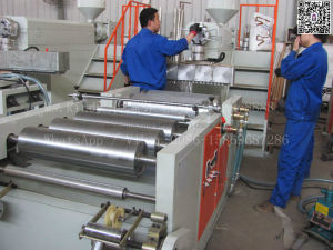 Ybpe-600 PE Bubble Film Making Machine Made in China pictures & photos