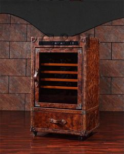 Home Furniture Wine Rack, Vintage Classic Wine Rack/Cabinet for Home/Bar pictures & photos