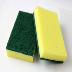 Kitchen Bathroom Office Cleaning Scourer Pad pictures & photos
