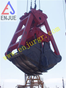 The Two or Four Rope Dredging Clamshell Grab pictures & photos