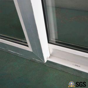 UPVC Profile Sliding Window with Crescent Lock, UPVC Window, Window K02093 pictures & photos