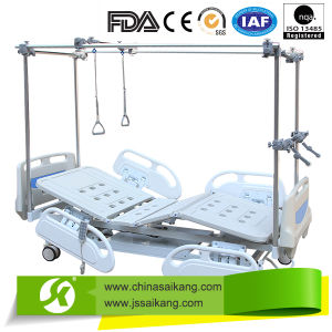 China Factory Economic Lumbar Traction Bed pictures & photos