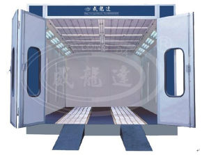 Wld8200 Best Quality Car Spray Booth for Sale pictures & photos