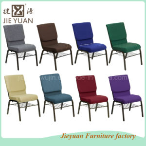 Metal Stackable Theather Pulpit Church Chairs (JY-G01) pictures & photos