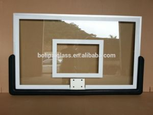 USA Export Custom 72′′*42′′/1800mm*1050mm Tempered Glass Basketball Backboard pictures & photos