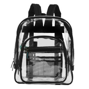Industrial Grade Freeze Poof Heavy Duty Clear PVC Backpack pictures & photos