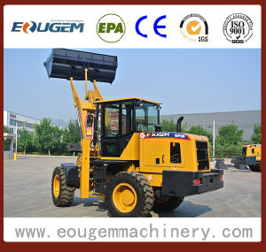Eougem Multi-Function Wheel Loader (GEM938) with Ce pictures & photos