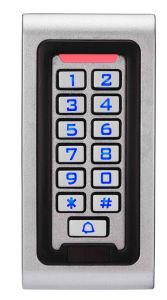 Metal Case Keypad Access Controller pictures & photos