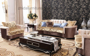 High Class Fabric Sofa with Cheap Price pictures & photos