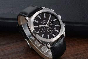 Multifunction Big Dial Business Mens Watches Luminous Digital pictures & photos
