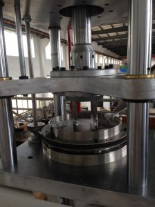 Vertical RAM Extruder Machine for PTFE Rod pictures & photos