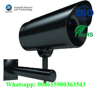 OEM Aluminum Die Casting CCTV Camera Shell Cover with Bracket pictures & photos