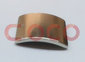 Permanent Tile Neodymium Magnet, Used in Electrical Motor pictures & photos