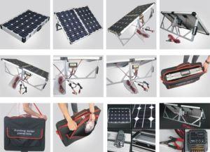 Solar Kit Folding Solar Panels Mono