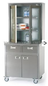 Stainless Steel Medical Cupboard/Cabinets