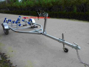 Hot DIP Galvanized Boat Trailer 0232 pictures & photos