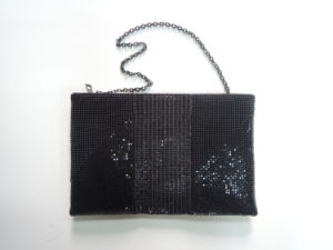 Evening Mesh Bag with Handle pictures & photos