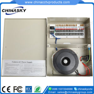 18CH 240W Surveillance Power Supply for CCTV Camera System (24VAC10A18P) pictures & photos
