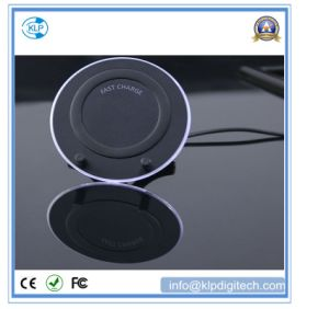 Wholesale Qi Standard Fast Wireless Charger, Top Seller pictures & photos