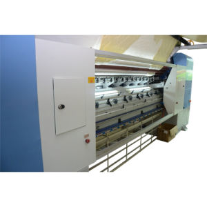 Yuxing 2015 Latest Mattress Multi-Needle Quilting Machine Chain Stitch Computerized pictures & photos