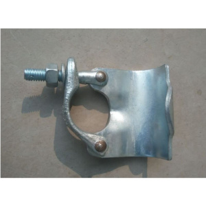 Drop Forged Scaffolding Single Coupler with Galvanzed Surface pictures & photos