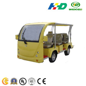 Wido 8 Seats Electric Sightseeing Cart