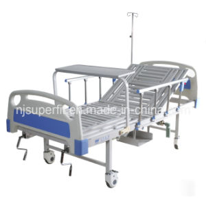 Three Swing Hospital Bed (XKB3E)