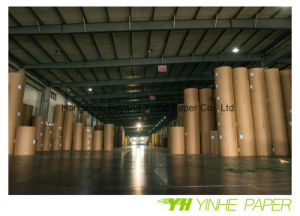 Coated White Duplex Board Paper pictures & photos