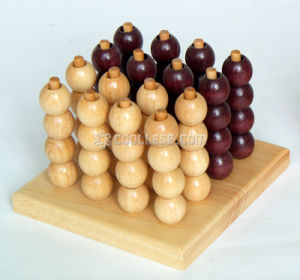 Wooden Chess/Wooden Game (WP1010)