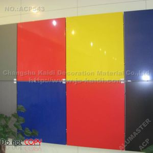 Aluminium Composite Panel for Signboard ACP (ACP423)