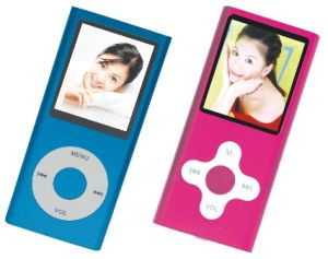 "1.8""TFT MP4 / Mp3 Player (DMP-307)"